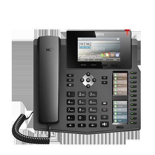 Fanvil X6 Ip Phone Front