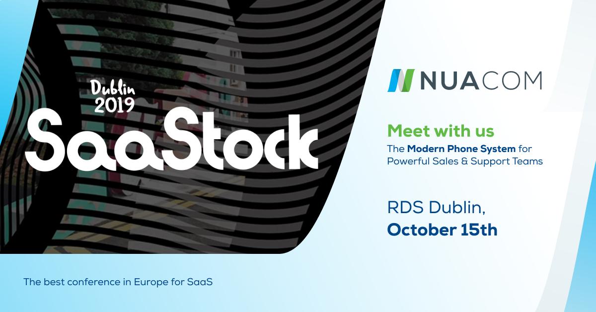 SaaStock19 Dublin